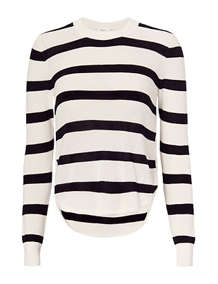 A.L.C. Riley Striped Sweater