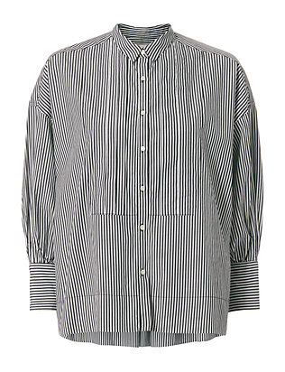 Nili Lotan Striped Shirt