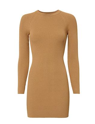 Nick Ribbed Dress