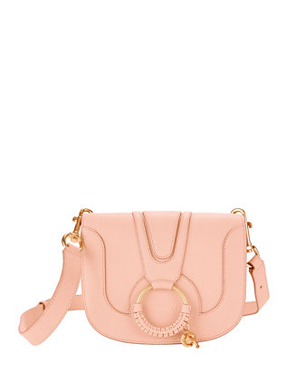 See By Chloé Circle Hardware Flap Bag
