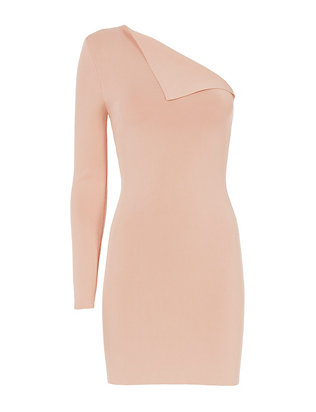 Dion Lee Axis Sleeve Knit Dress