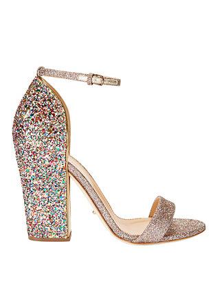Freda Glitter Sandals