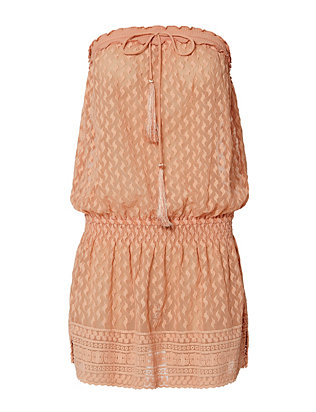 Melissa Odabash Adela Strapless Coverup Dress