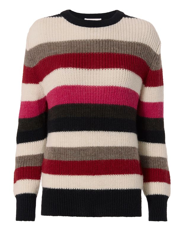 IRO EXCLUSIVE Solal Stripe Sweater