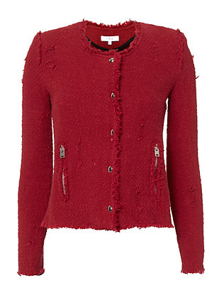 Agnette Red Jacket
