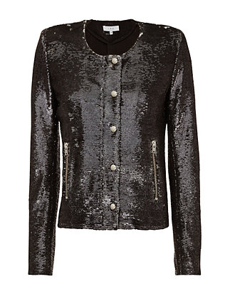 Agnette Sequin Jacket