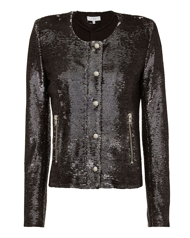 IRO Agnette Sequin Jacket