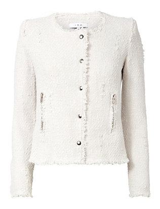 Agnette White Jacket