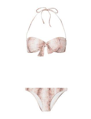 Aruba Lizard Print Bikini