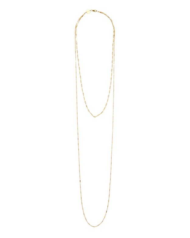 Jennifer Zeuner Asturia Double Layer Chain