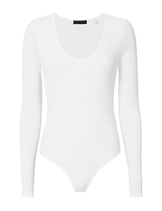 Ribbed Long Sleeve Bodysuit- FINAL SALE
