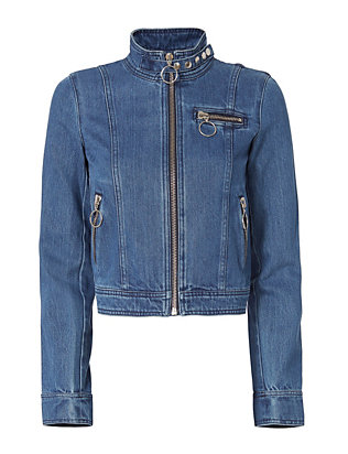Marques' Almeida Stonewash Fitted Jacket