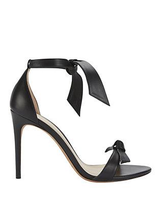 Clarita Double Tie Strap Sandals