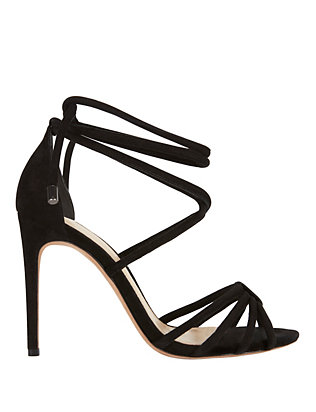 Keane Suede Strappy Sandals