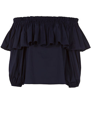 Alexis Barbie Off-The-Shoulder Top