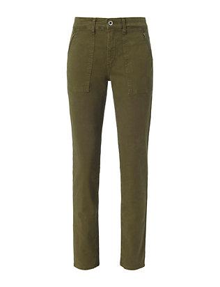 Kinsley Sulfer Palm Skinny Pants