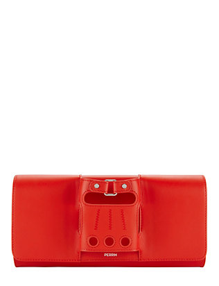 Le Cabriolet Glove Strap Clutch
