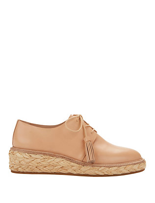 Loeffler Randall Callie Braided Sole Loafers