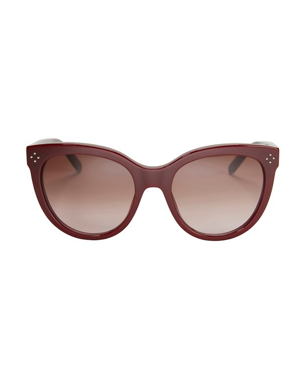 Chloé Boxwood Acetate Sunglasses
