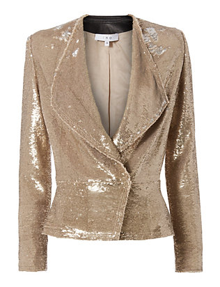 IRO Chill Sequin Jacket