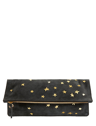 Clare V. Supreme Star Clutch