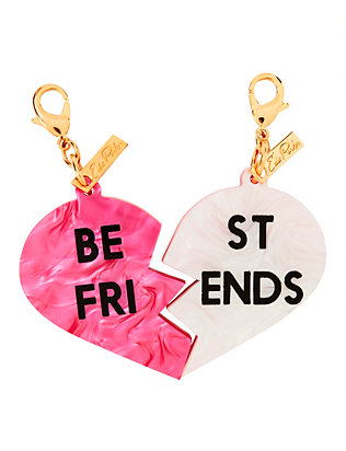 Edie Parker Best Friends Charm