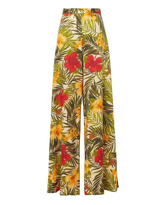 Miguelina Pam Tropical Pants