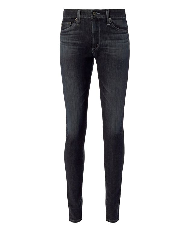 AG The Farrah Skinny High Rise Skinny Jeans