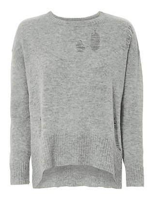 Enza Costa Deconstructed Knit
