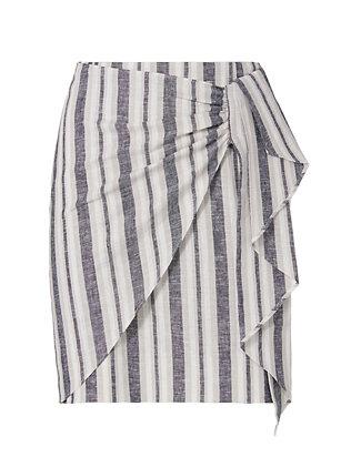 Uma Striped Skirt