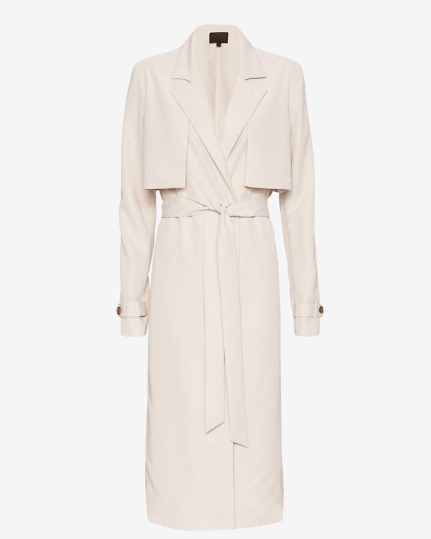 Exclusive for Intermix Long Sleeve Trench
