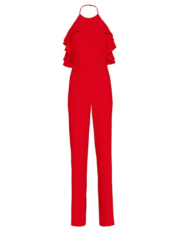 Exclusive for Intermix Peoria Ruffle Jumpsuit