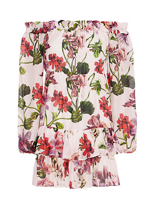 Exclusive for Intermix Knightly Floral Dress