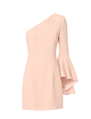 Exclusive for Intermix Aleen One Shoulder Dress
