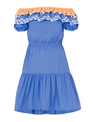 Peter Pilotto Pallas Embroidered Dress