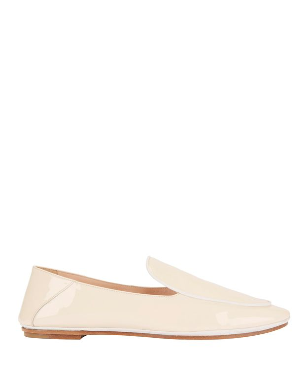 Derek Lam Taylor Patent Leather Flat Loafers