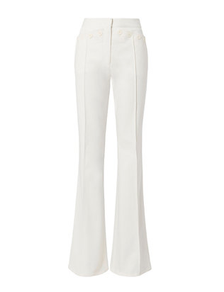 Derek Lam Sailor Pant: White