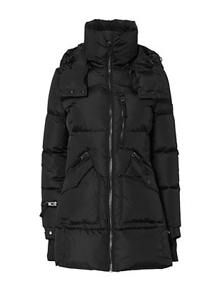 Cruiser Down Puffer Long Jacket