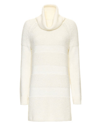 Exclusive for Intermix Textured Turtleneck Tunic