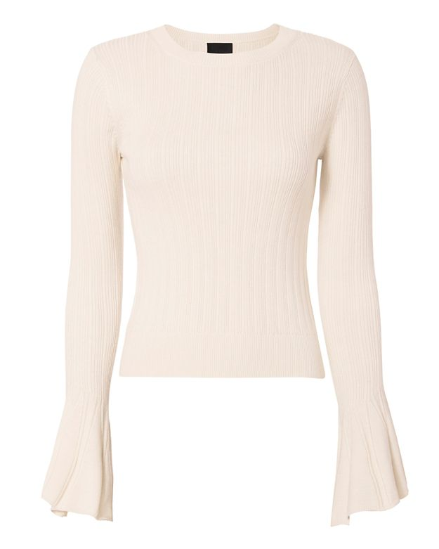 Exclusive for Intermix Chelsea Bell Sleeve Knit