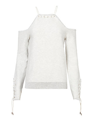 Exclusive for Intermix Terry Drawstring Sweatshirt