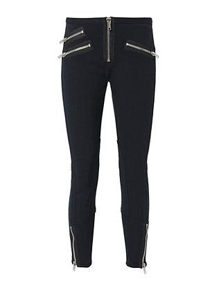 Zipper Moto Leggings