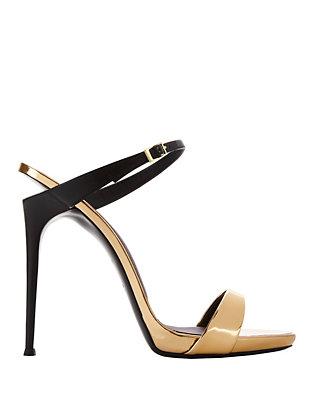 Coline Colorblock Sandals