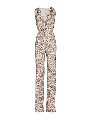 Alexis EXCLUSIVE Elsa Lace Jumpsuit
