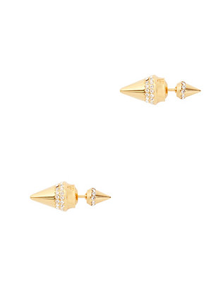 Vita Fede Double Titan Crystal Earrings