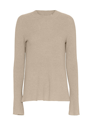 Helmut Lang Slit Back Sweater