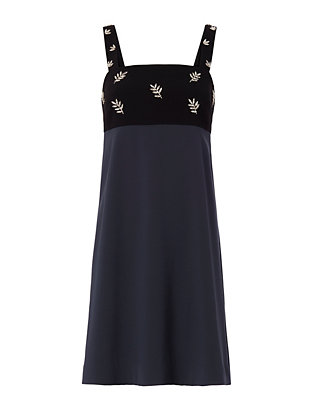 Mica Embellished Dress