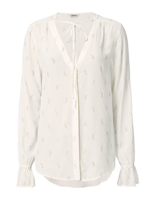 St. Roche EXCLUSIVE Elyse Print Blouse