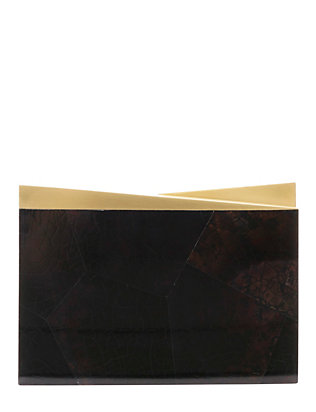 Phoenix Gold Trim Clutch