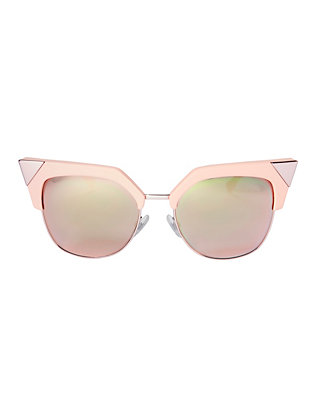 Fendi Pink Cat Eye Sunglasses